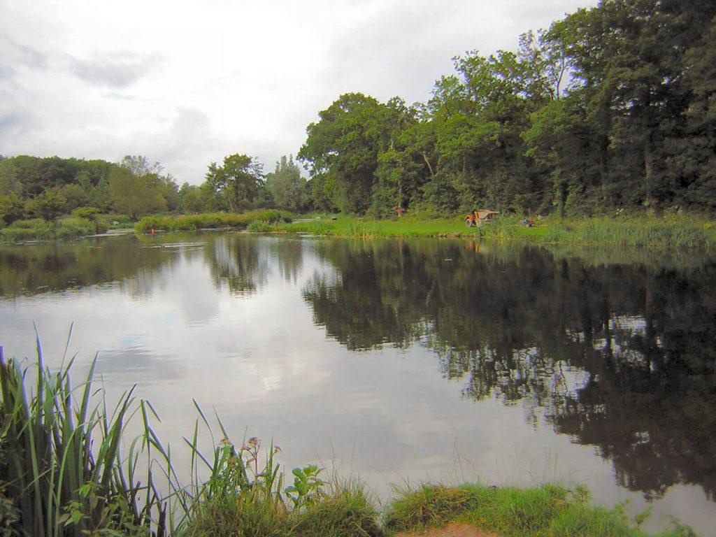 Chiphall Lake Fly Fishing