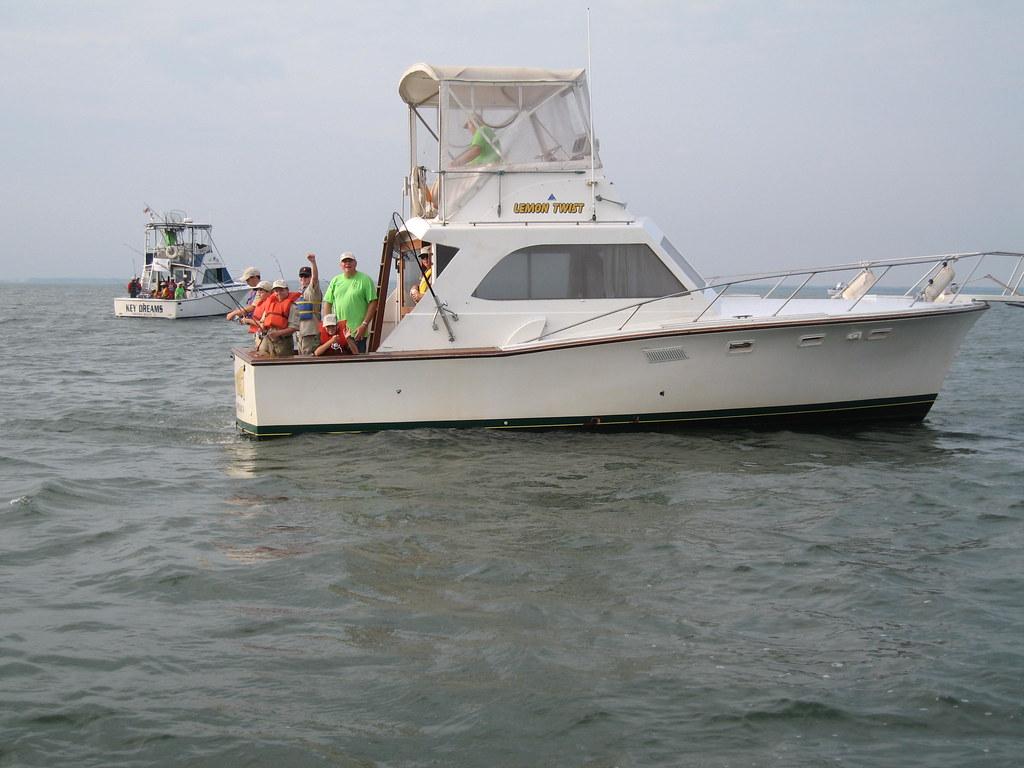 Hampshire Charter Boats