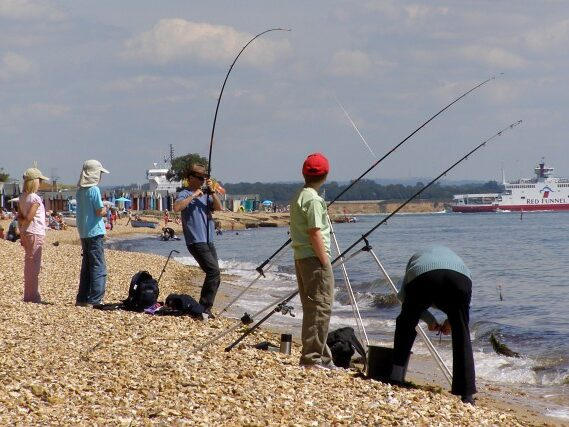 Sea Fishing Southampton